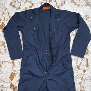 Universal Overall Chicago Coveralls NWOT Sz 42